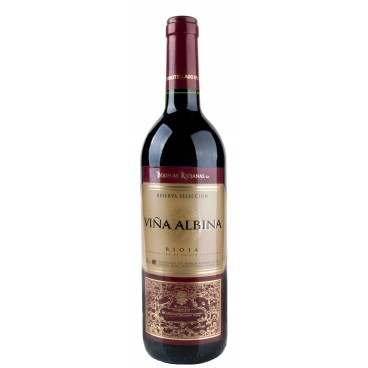Viña Albina vino reserva SELECCIÓN 2012/3 caja de 6 botellas.