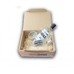 Home Gin Kit + Botella de Vodka