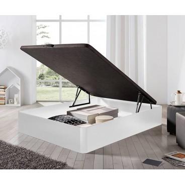 Canapé de madera abatible de gran capacidad