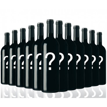SURPRISE PACK OF 12 MIX BOTTLES OF SPANISH WINES