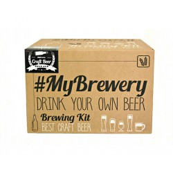 MYBREWERY BEER KIT, BIO.