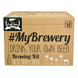 MYBREWERY BEER KIT, APA