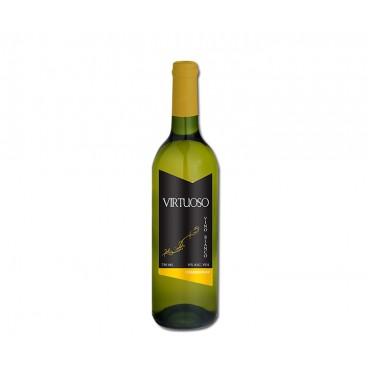 12 BOTTLES OF WHITE SPANISH WINE CHARDONNAY