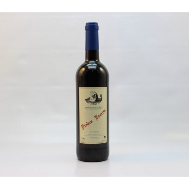"12 bottles ""Piedra escrita"" spanish red wine D.O. Vinos de Madrid. 15,5% vol."