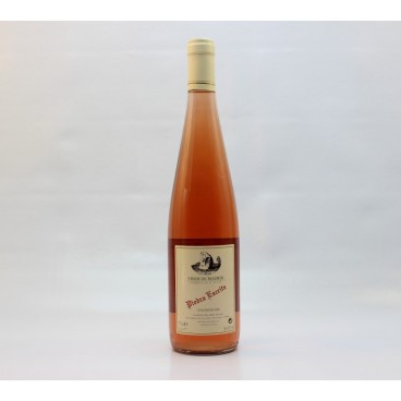 "12 bottles ""Piedra escrita"" spanish rose wine D.O. Vinos de Madrid. 15% vol."
