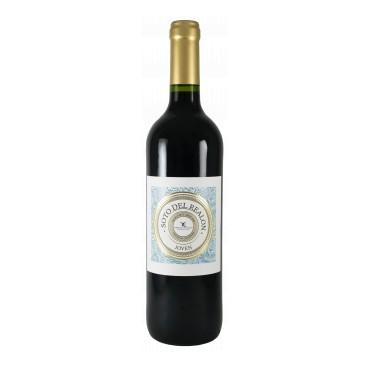 "12 BOTTLES OF RED WINE ""SOTO DE REALÓN"" D.O. RIBERA DEL GUADIANA"