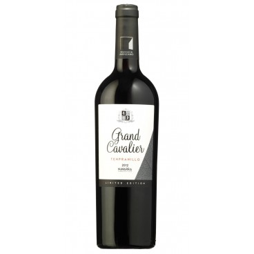 Pack 6 botellas GRAND CAVALIER TINTO 2012