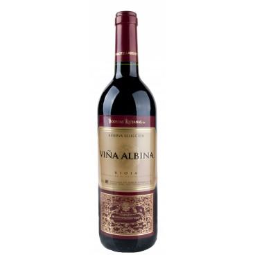 Viña Albina vino reserva SELECCIÓN 2014/15 caja de 6 botellas.