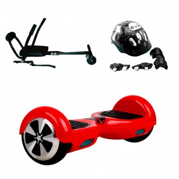 Pack Completo Hoverboard