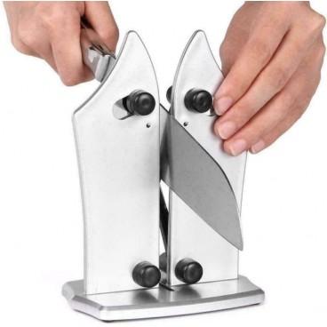 Afilador de Cuchillos de Cocina Manual Profesional para todo tipo de hojas