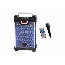 Altavoz Bluetooth y Karaoke
