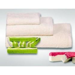 Set de 3 Toallas de baño + 2 Jabones Naturales Artesanales Varios Colores