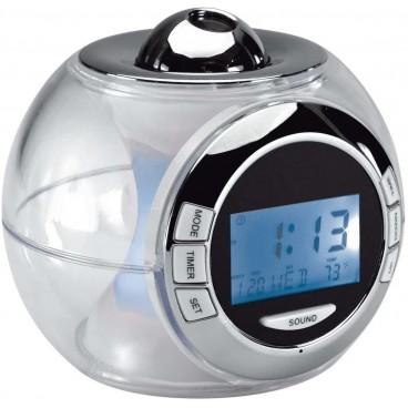 Reloj Despertador Digital con Proyección y Muchas Funciones Para niños Y Adultos