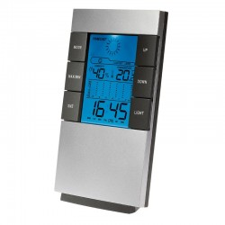 Estación Meteorológica Inalámbrica Temperatura, Calendario, Hora